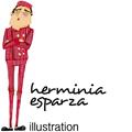 Mi nombre es Herminia Esparza y mi mundo es la ilustración, el dibujo, la pintura y la creación. Te invito a conocer mis cuentos, murales, láminas, recordatorios e invitaciones de comunión, diseños…